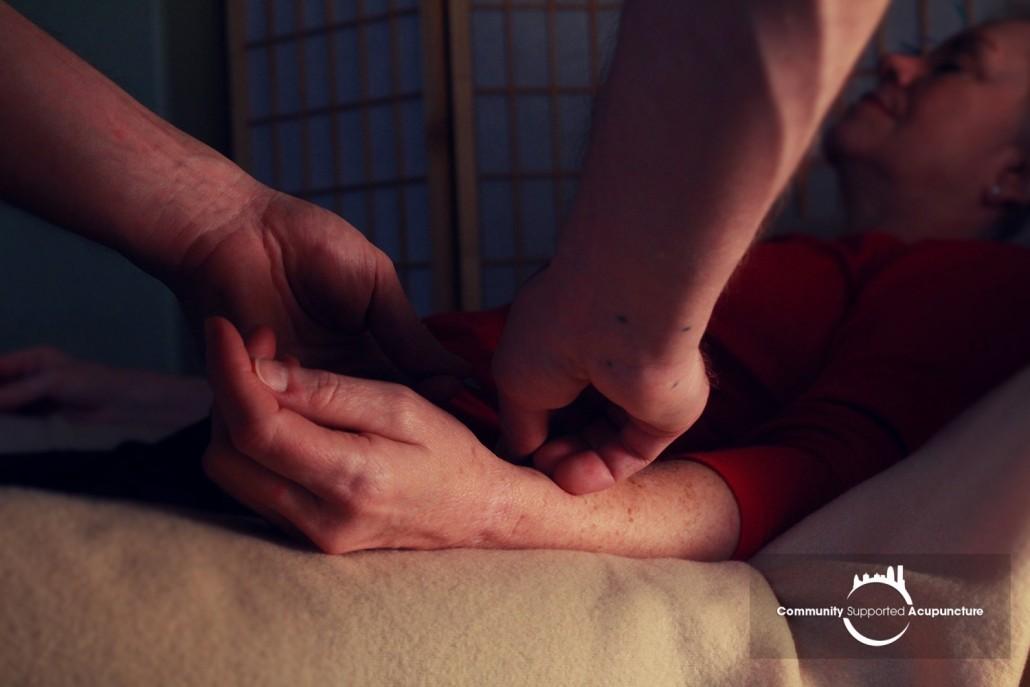Acupuncture treatment in Louisville